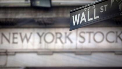 Wall Street retreats on Amazon miss, Delta fears