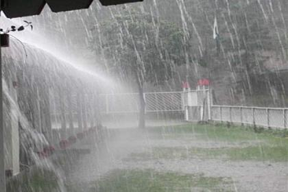 Thunderstorm rains likely in KP