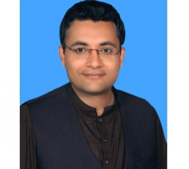 Farrukh visits late Arif Nizami's residence to offer condolence