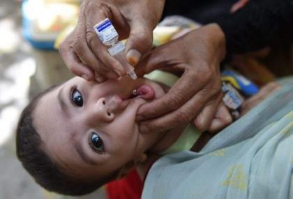 Parliamentarians come up to eradicate polio: Speaker