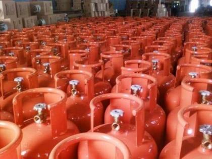 LPG price increases by Rs112.5 per 11.8-kg cylinder
