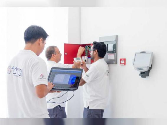 Sharjah installs over 6,940 Aman fire safety devices in H1 of 2021