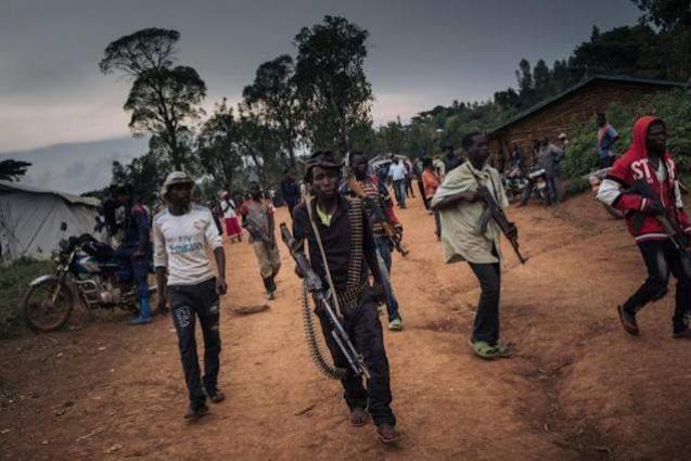 22 die in eastern DR Congo violence