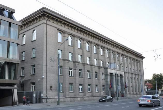 Lithuanian Foreign Ministry Cuts Staff of Belarusian Embassy After Minsk's Similar Move