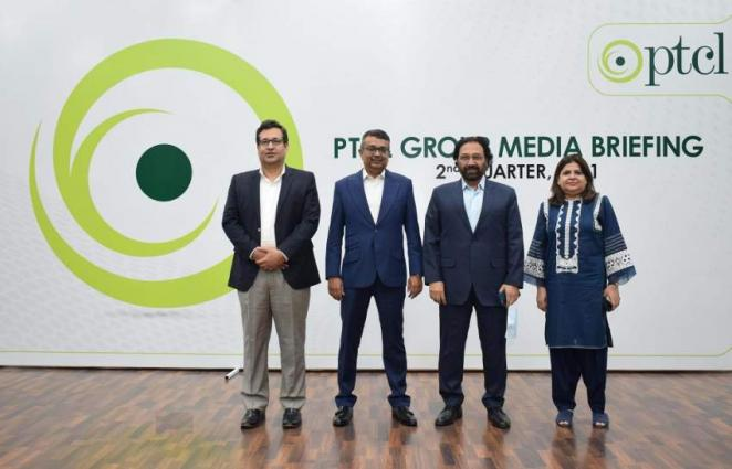 PTCL continues growth momentum