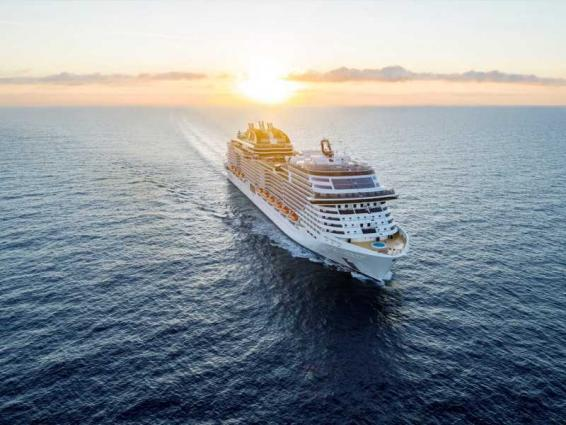 Dubai to host naming ceremony for MSC Cruises' newest flagship on 27th November