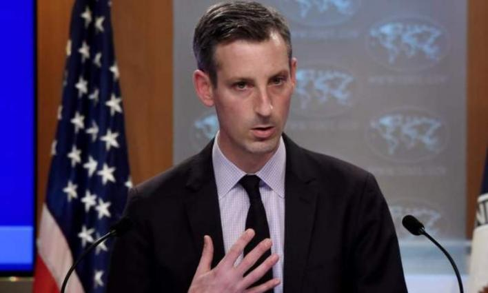 US says it recognizes, supports Pakistan's efforts to follow FATF's action plan