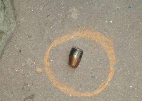 Cop shot killed by his son in karachi