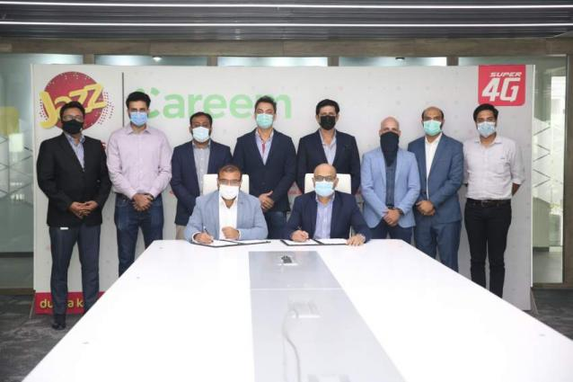 Careem to connect its merchants and employees through Jazz''s communications solutions *