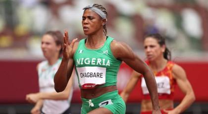 Nigerian and Kenyan sprinters barred from Olympics for doping