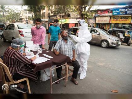 Over 41,000 new coronavirus infections in India