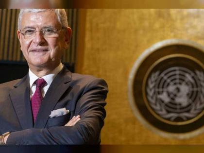 UN General Assembly chief visits Kuwait