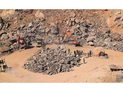 Labourer killed during stone blasting