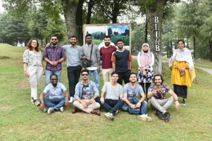 Foreign students treasure internship at NUST; depart with memories for a lifetime