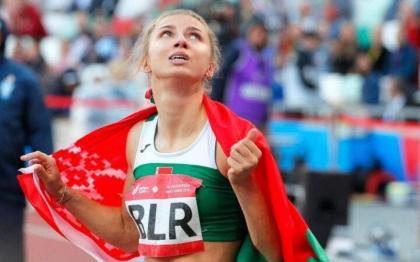 Czechs offer asylum to Belarus athlete