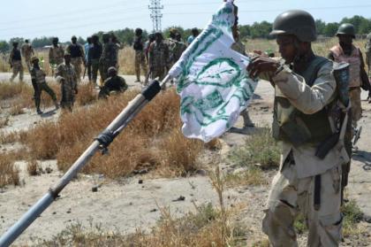 Nigeria military says 15 soldiers die. 6 missing in terror attack