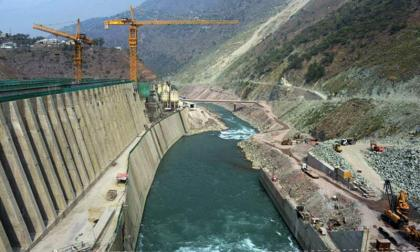 WAPDA connects two portions of diversion tunnel at Mohmand Dam