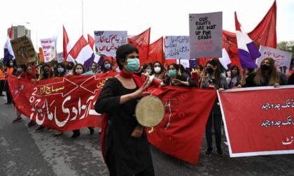 Amnesty International asks govt to allow Aurat March in Faisalabad