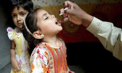 Seven-day anti-polio campaign begins in Sindh province from August  2