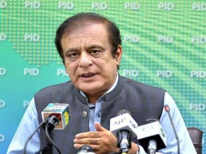 Govt decides to use technology to settle down electoral issues : Shibli Faraz