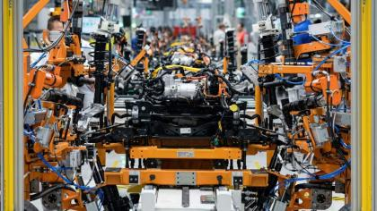 Domestic market drives recovery in German industrial orders