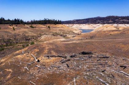 California Powerplant Shut Down in Unprecedented Move As Lake Levels Drop - Officials