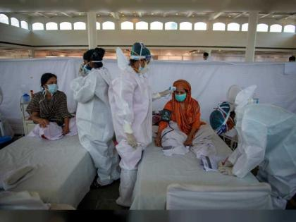 India reports 38,353 new COVID-19 infections