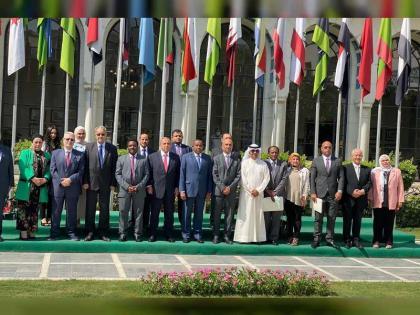 الجروان رئيساً للمكتب التنفيذي لملتقى الاتحادات العربية