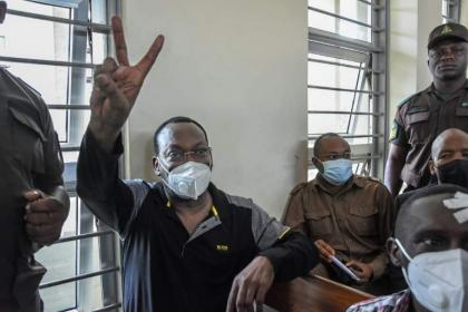 Tight security as Tanzania opposition leader appears in court