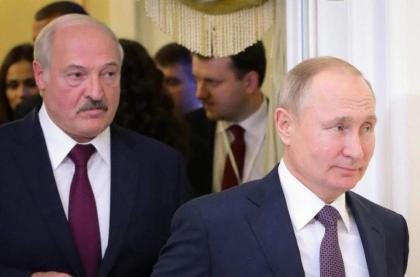 Putin, Lukashenko to Address Press After September 9 Meeting - Peskov