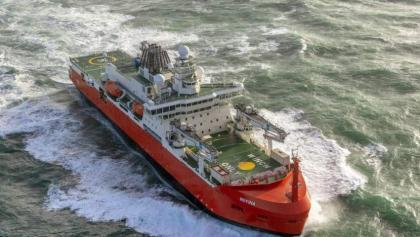 Australia to Receive New Antarctic Icebreaker Nuyina - Reports