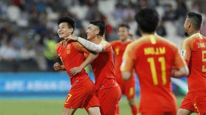 China not underdog in final-round of Asian World Cup qualifiers
