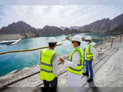 DEWA's 250MW hydroelectric power plant in Hatta is 29% complete