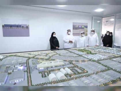 Sara Al Amiri discusses future technologies in defence industries with Tawazun Holding