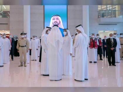 Mohammed bin Rashid meets Dubai Government teams combatting COVID-19, reviews preparations for Expo 2020 Dubai