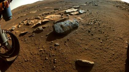 First Rock Cores Drilled on Mars Offer Clues to Water, Ancient Life on Planet - NASA