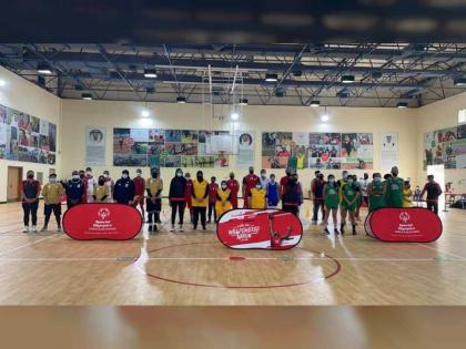 Special Olympics UAE launches First Unified Basketball Tournament