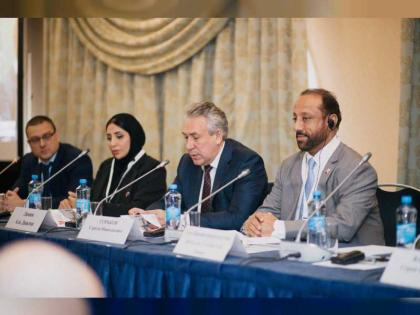 SCCI trade Mission to Moscow holds fruitful meetings to boost economic, investment cooperation
