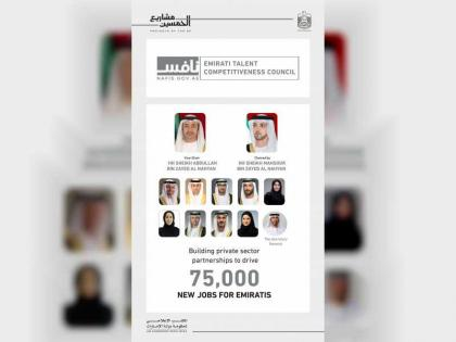 UAE rolls out AED24 billion private sector Emirati Competitiveness Programme
