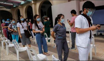 Philippines logs 20,745 new COVID-19 cases, total rises to 2,248,071