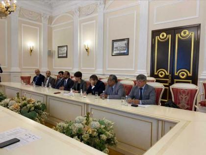 Sharjah Chamber trade mission to Russia concludes with fruitful meetings in Saint Petersburg