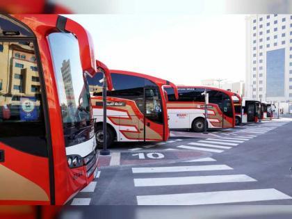 RTA resumes Route E101 bus service between Dubai and Abu Dhabi