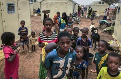 Burkina saved 374 children from traffickers in first quarter: govt