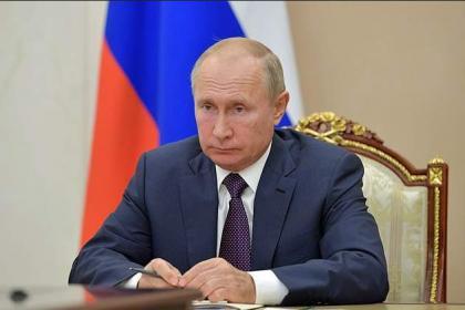 Putin, Uzbek President Discuss Situation in Afghanistan - Kremlin