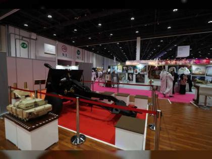 125 Emirati, Arab and International artists display their creations in ADIHEX