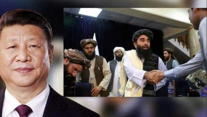 Taliban Say Chinese Ambassador Congratulated Afghanistan With New Government