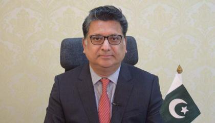 Pakistan's envoy speaks on developments in Afghanistan