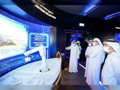 DEWA completes its pavilion in Sustainability District of Expo 2020 Dubai