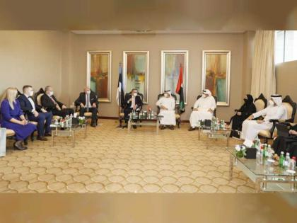 UAE, Estonia sign MoU to establish joint business council