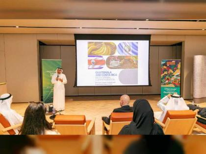 Sharjah's Department of Government Relations hosts bicentennial celebration of Costa Rica and Guatemala